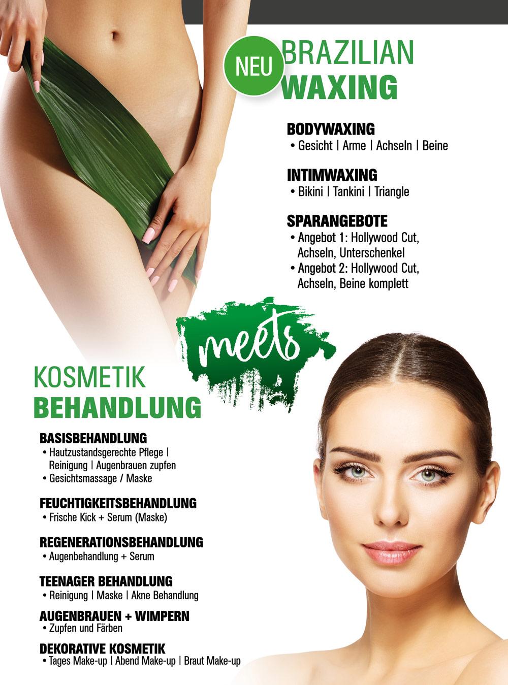 Kosmetikstudio und Brazilian Waxing in Senftenberg